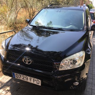 Toyota RAV4 2007 2.2 D4D 136cv Executive