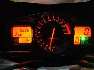 Suzuki GSR 600 (2006)