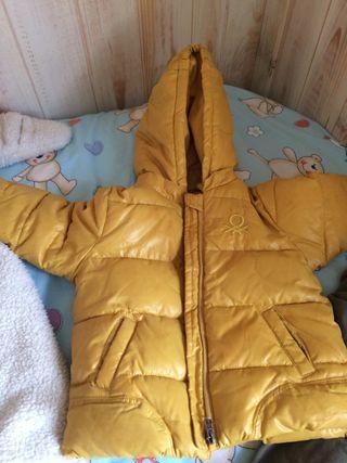 Ropa bebe abrigo