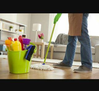 Limpieza del hogar.