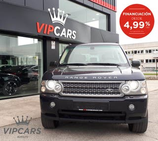 Land Rover Range Rover 2008 3.6 TdV8 Vogue