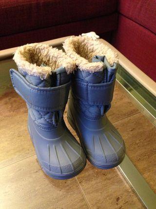 Botas de nieve Igor