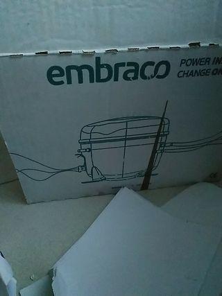 Motor frigorífico Embraco