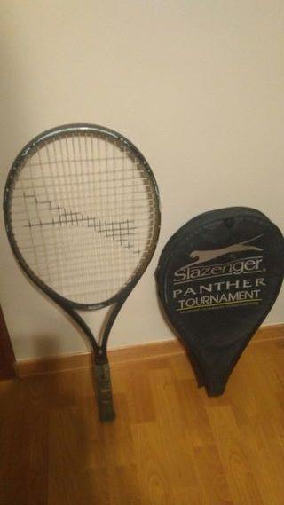 Raqueta tenis de segunda mano en Albacete en WALLAPOP 130e89c45cef2