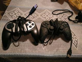mandos USB