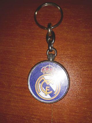 Llavero Real Madrid antiguo