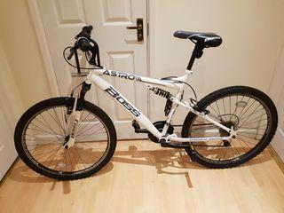 Boss Astro Men's Mountain Bike White 26'' inches