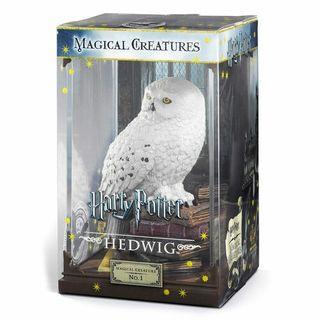 Figura Hedwig Noble Collection nuevo