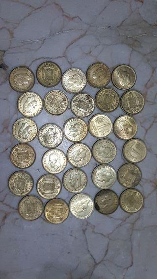 monedas antiguas 1 peseta