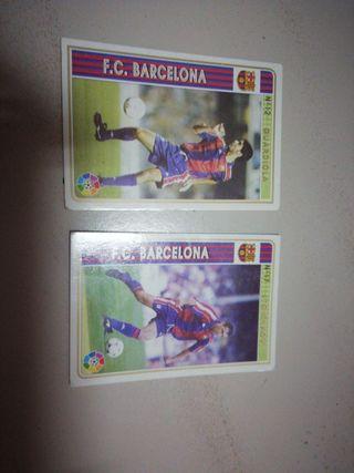 liga 94-95 del barcelona