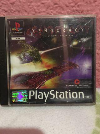 Xenocrazy play station