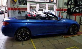 """LLANTAS 19"""" BMW M4 BLACK CON NEUMÁTICOS"""