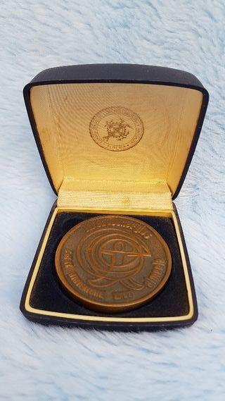 Medalla III Expoenerglas diciembre 1983 .Almeria