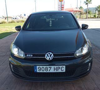 Volkswagen Golf GTD 2011