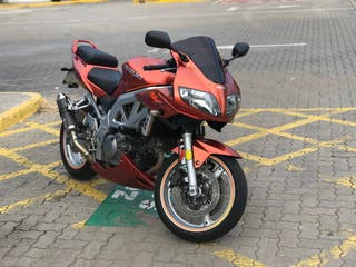 Suzuki Sv650 s
