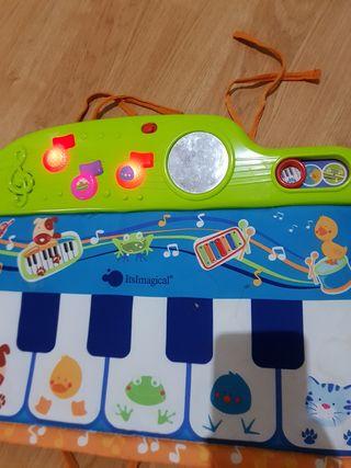 Piano pataditas