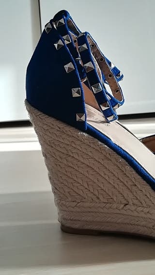 zapatos nuevos sin utilizo n°40