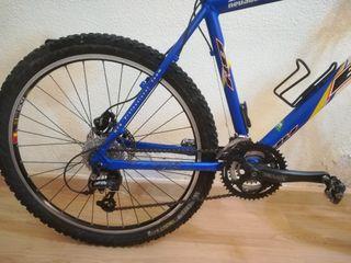 Bicicleta de Montaña, BTT