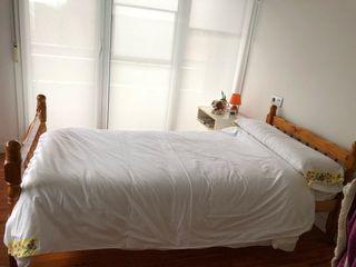 Cama individual + colchón