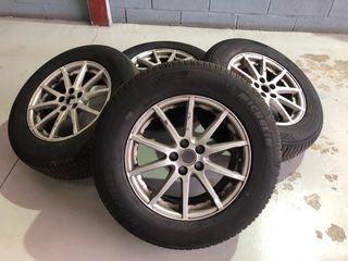 Llantas y Neumáticos Evoque