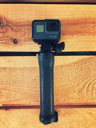 GoPro 5 + accessories