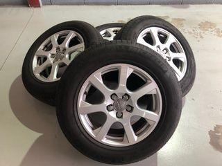 Llantas y Neumáticos Audi Q5
