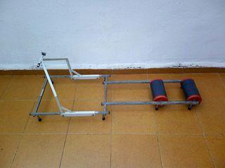 rodillo de entrenamiento rulos