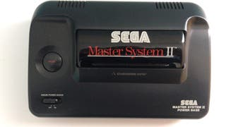 Vídeo consola Master Sistem 2