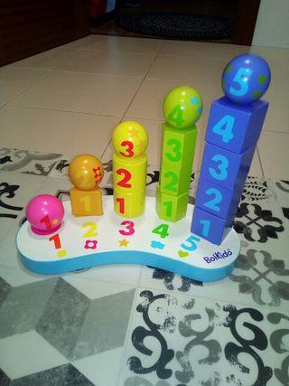 juguete educativo madera