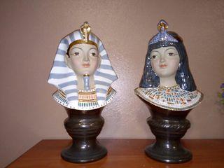 Figuras egipcias decorativas (Antigüedad)