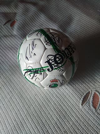 Balon Oficial del Real Racing Club De Santander