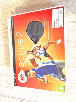 PlayStation 3 slim + Fitness kit y mas