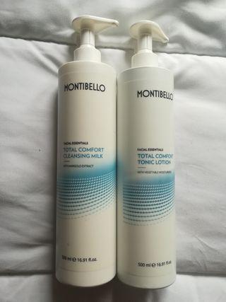 leche y tónico Total Comfort Montibello