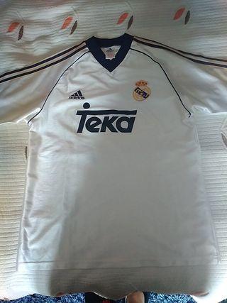 Camiseta Oficial Adidas del Real Madrid