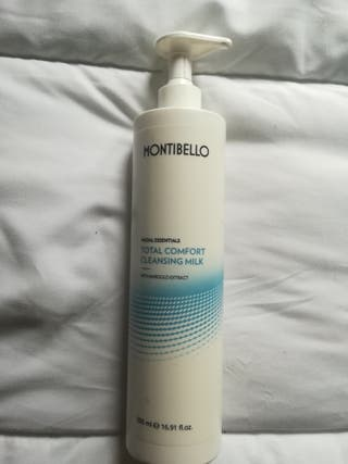 Leche limpiadora Total Comfort Montibello
