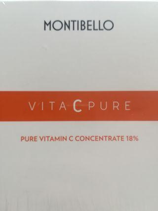 Concentrado profesional Vitamina C Montibello