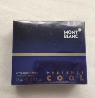After-shave Montblanc