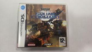 Juego Warhammer squad command