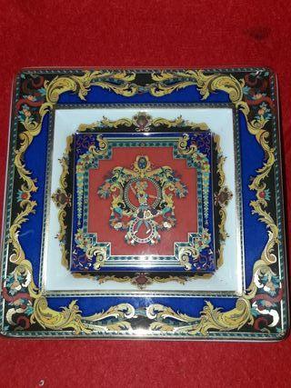 plato Versace rosenthal le roi soleil