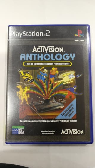 Juego Activision Anthology ps2