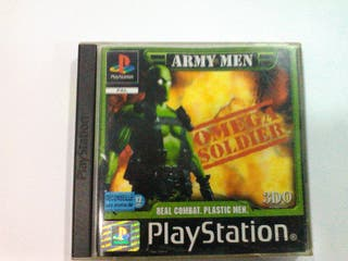 JUEGO ARMY MEN: OMEGA SOLDIER (PS1)