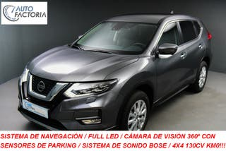 NISSAN X-TRAIL 4X4 1.6 DCI 130CV BUSINESS