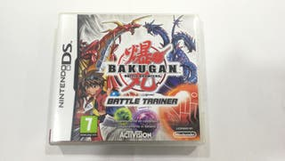 Juego Bakugan Battle Trainer DS