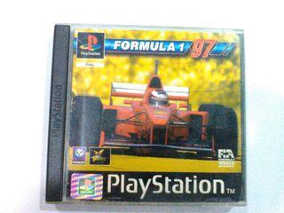 JUEGO FORMULA 1 97 (PS1)