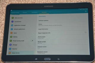 """Samsung Galaxy Tab 4 SM-T535 Tablet 10.1"""" 16GB WiF"""