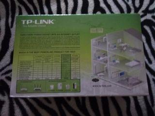 TP-LINK AV 500 Powerline Adapter