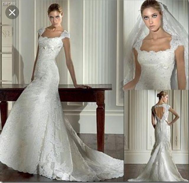 vestido novia pronovias colección 2006 de segunda mano por 1 € en