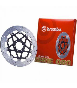 discos de freno marca brembo nuevos para moto yama