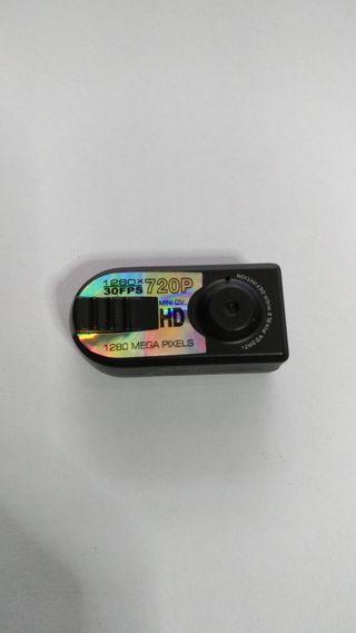 Cámara HD espia