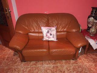 se vende solo sofá de 2plaza
